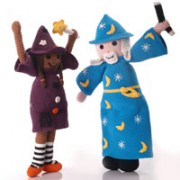 witch and wizard t